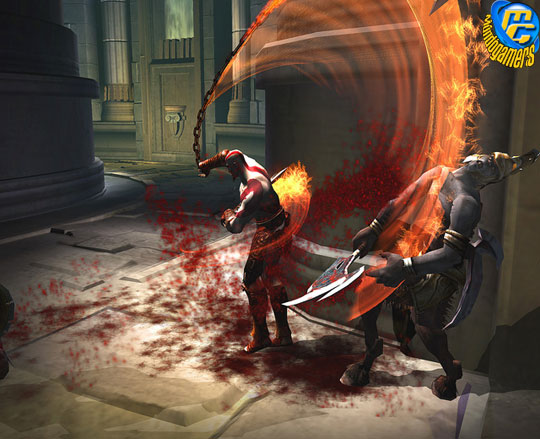 Ranking de los mejores y peores juegos de PS2 segun yo. God-of-war-2-9
