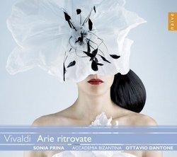 """Vivaldi chez """"Naïve"""" Arie_ritrovate"""