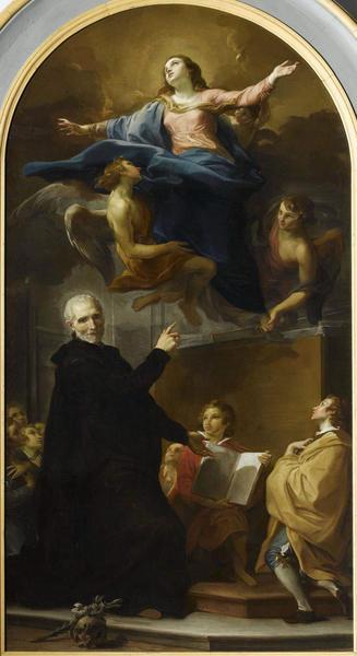 25 août Saint Joseph Calasanz L-Apparition-de-la-Vierge-a-saint-Joseph-de-Calasanz_reference