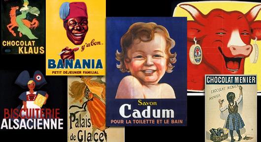 Les affiches du temps passé quand la pub s'appelait réclame .. - Page 6 Musee-de-la-publicite