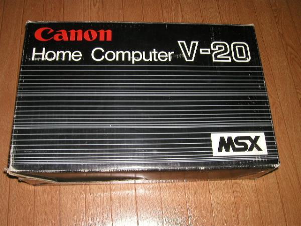 * VIC 20  * Le topik officiel - Page 2 Canon_V-20_1