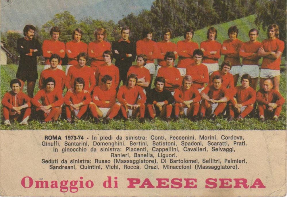 Los porteros más bajos de la historia del futbol -- Shortest goalkeepers in football 1973-4paese