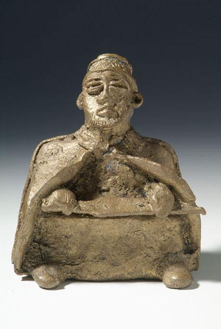 Afrička skulptura BronzeSculpture_MoroNaba