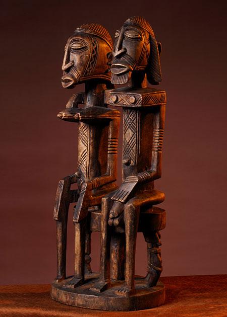 Afrička skulptura SculpturesInWood_1
