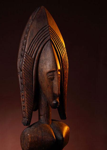 Afrička skulptura SculpturesInWood_CultFigure1