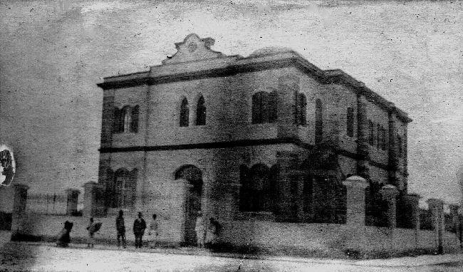 صور نادرة لبورسعيد حصريا 2013 Port-said-synagogue