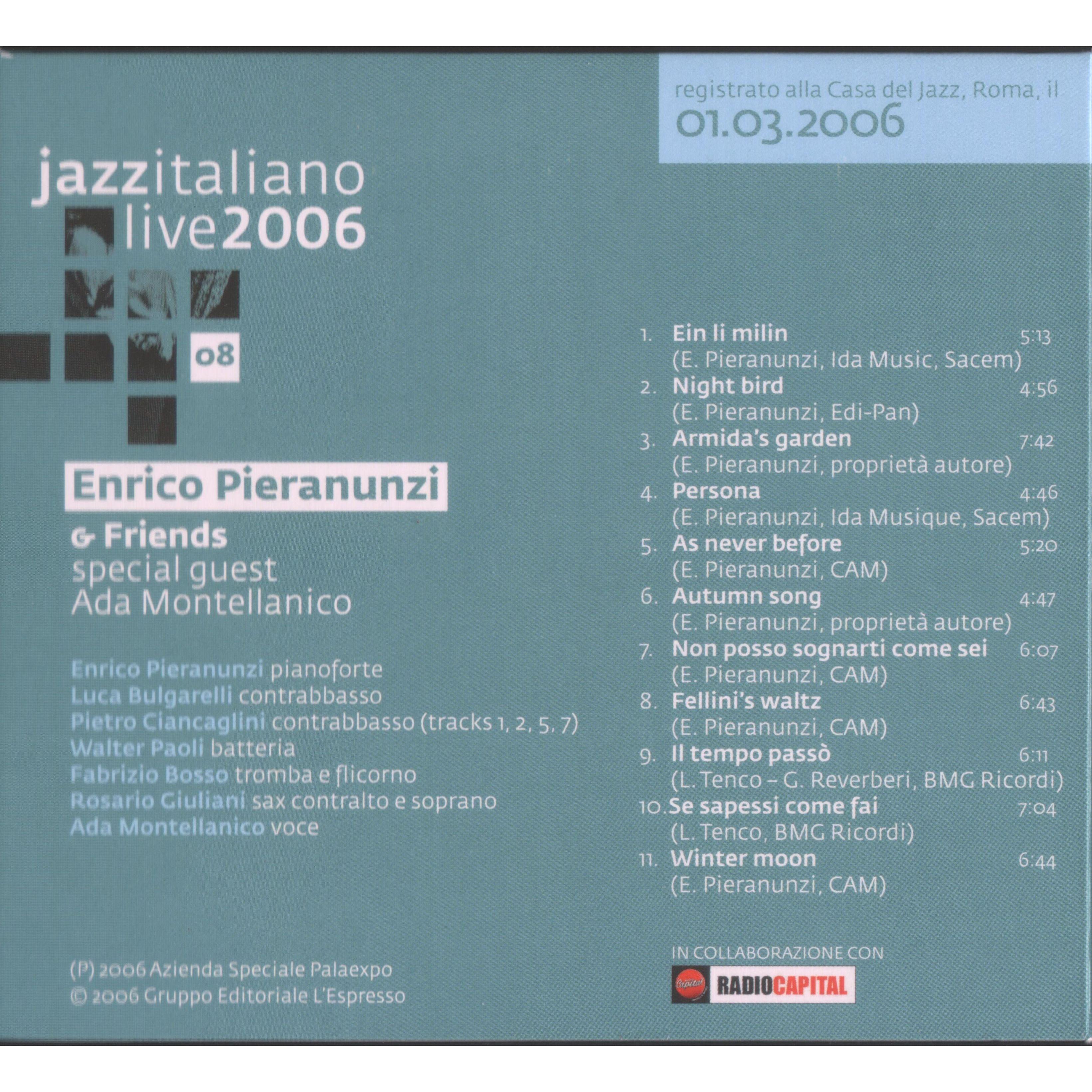 ¿AHORA ESCUCHAS?, JAZZ (2) - Página 6 Live-At-Casa-Del-Jazz-2-picture