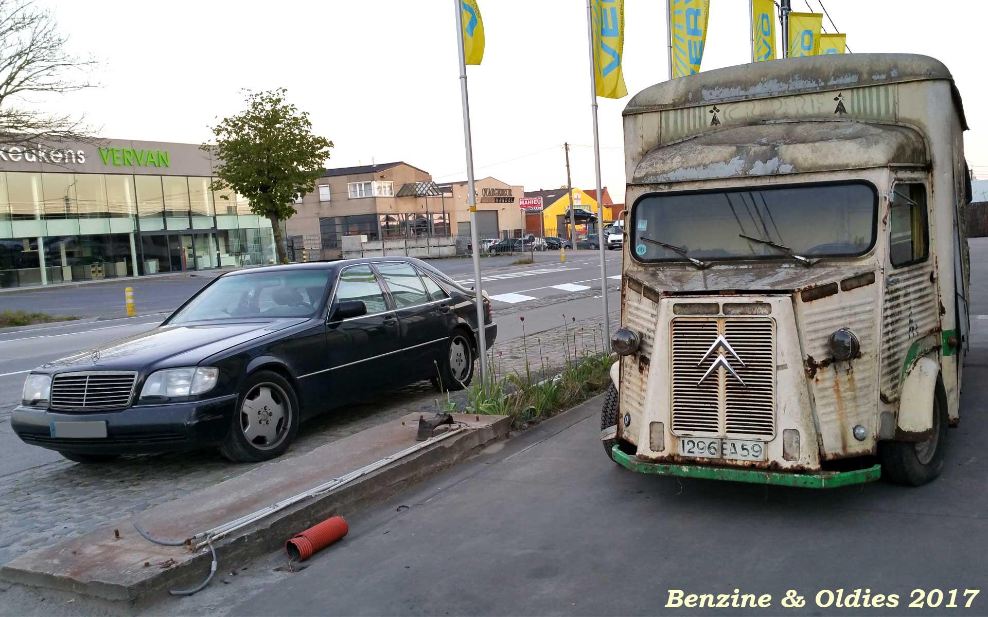 un fourgon Citroën type H rallongé vu sur la route Citroen_type_h_street_170425_03_w1920_1200