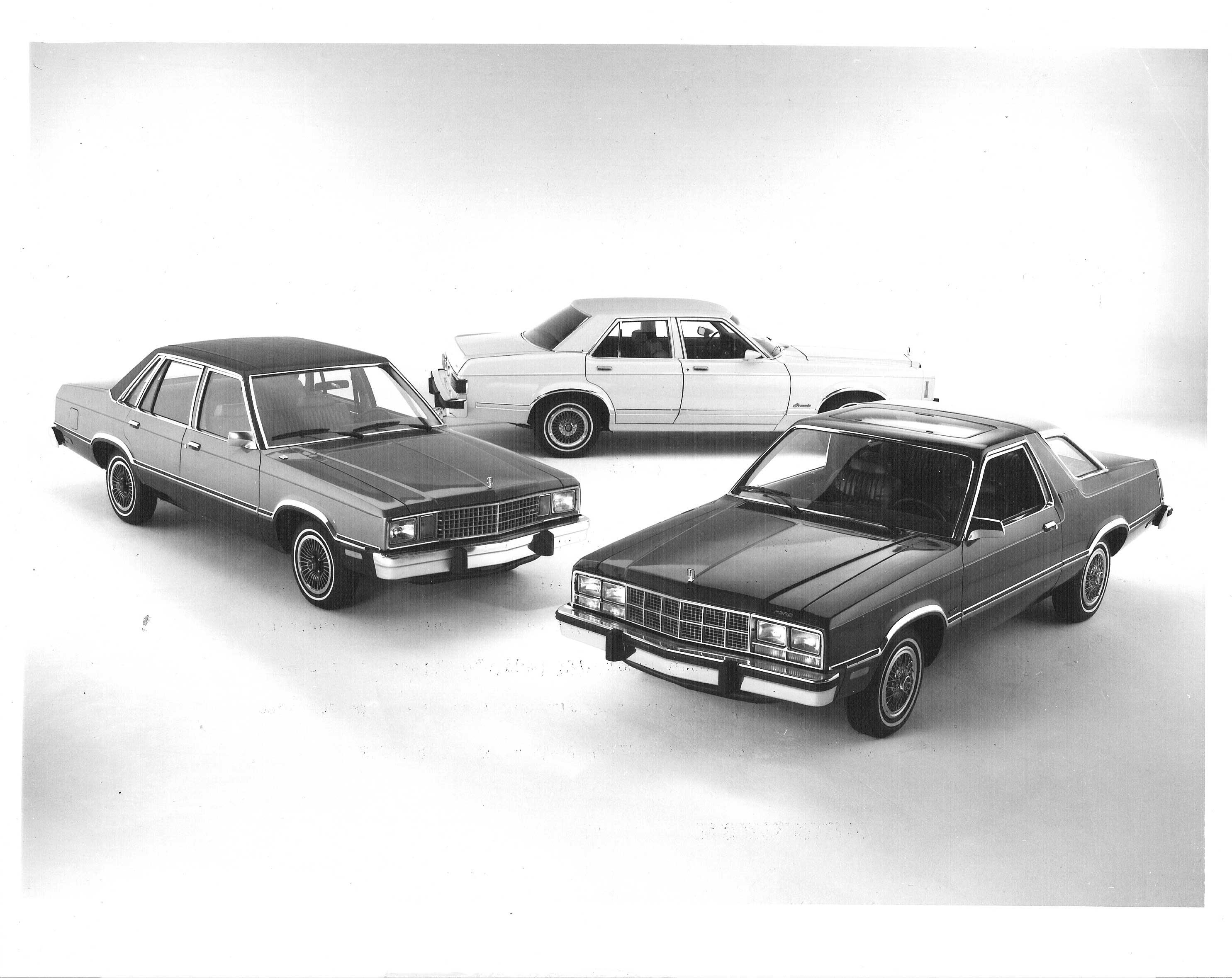 les plus belles photos de la Ford Fairmont Futura en version coupé et berline Ford_fairmont_futura_belle_photo_0001