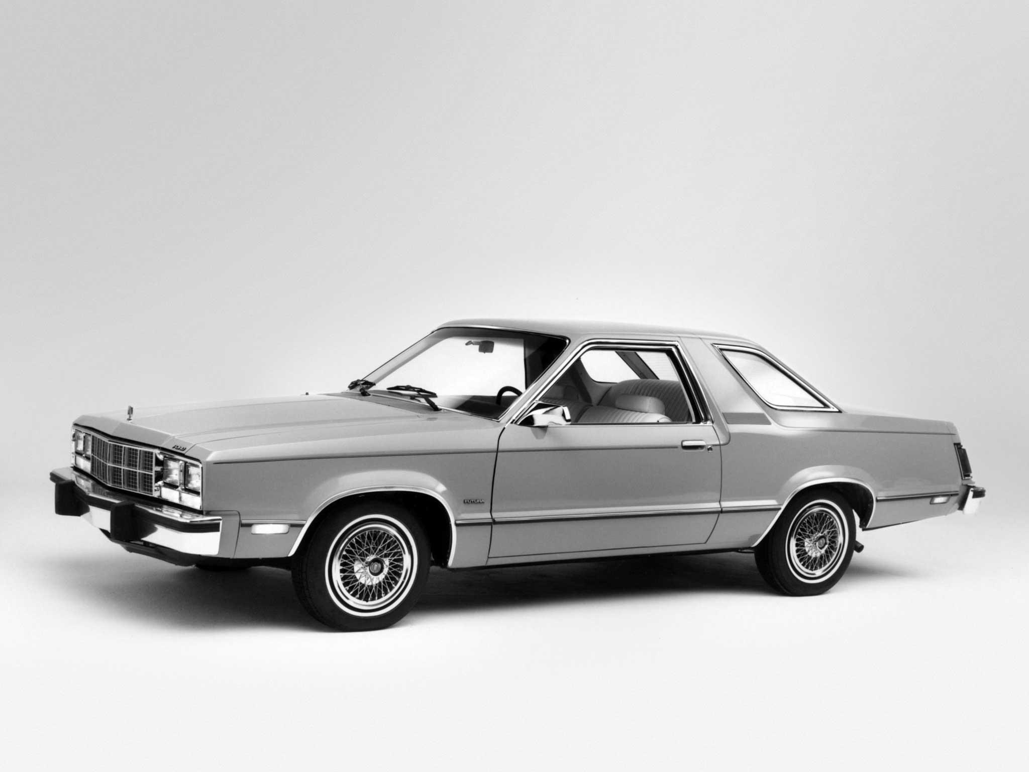 les plus belles photos de la Ford Fairmont Futura en version coupé et berline Ford_fairmont_futura_belle_photo_0002