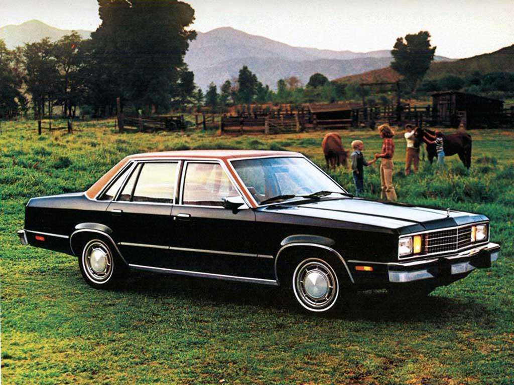 les plus belles photos de la Ford Fairmont Futura en version coupé et berline Ford_fairmont_futura_belle_photo_0005