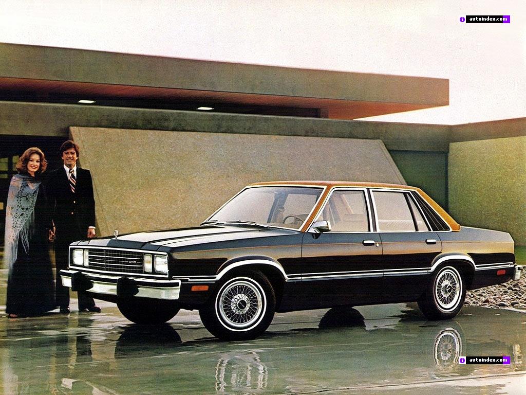 les plus belles photos de la Ford Fairmont Futura en version coupé et berline Ford_fairmont_futura_belle_photo_0006