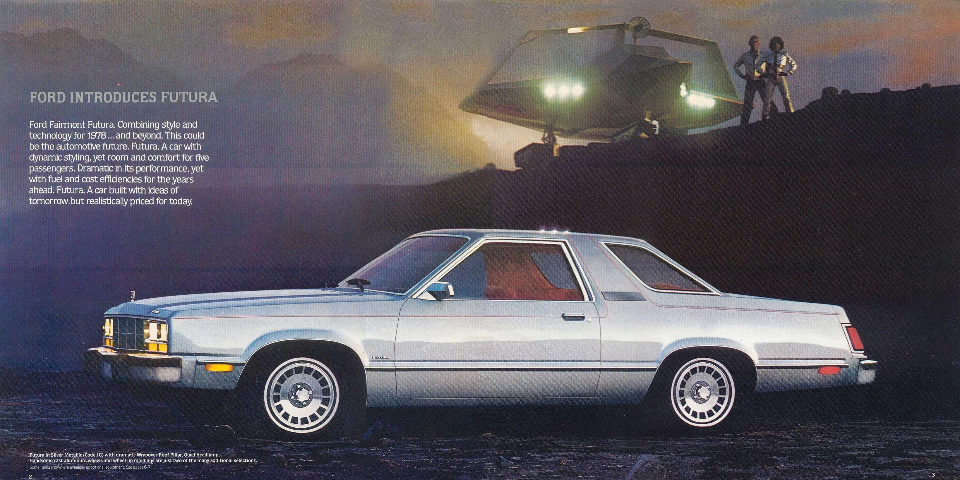 les plus belles photos de la Ford Fairmont Futura en version coupé et berline Ford_fairmont_futura_belle_photo_0007