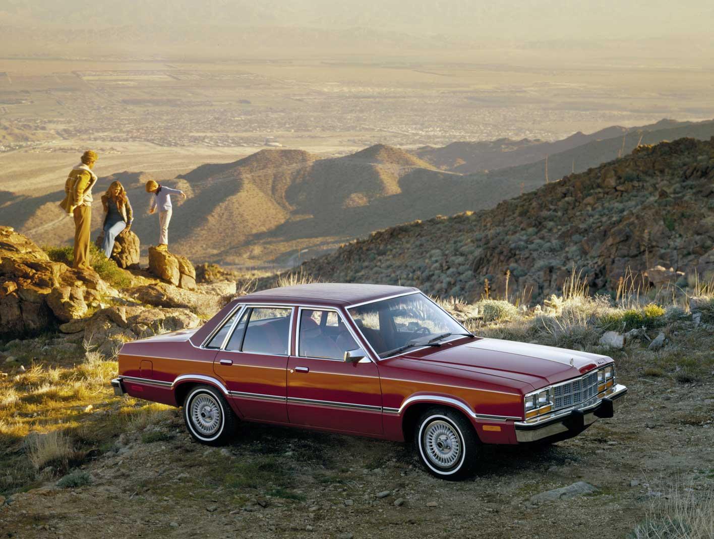 les plus belles photos de la Ford Fairmont Futura en version coupé et berline Ford_fairmont_futura_belle_photo_0008