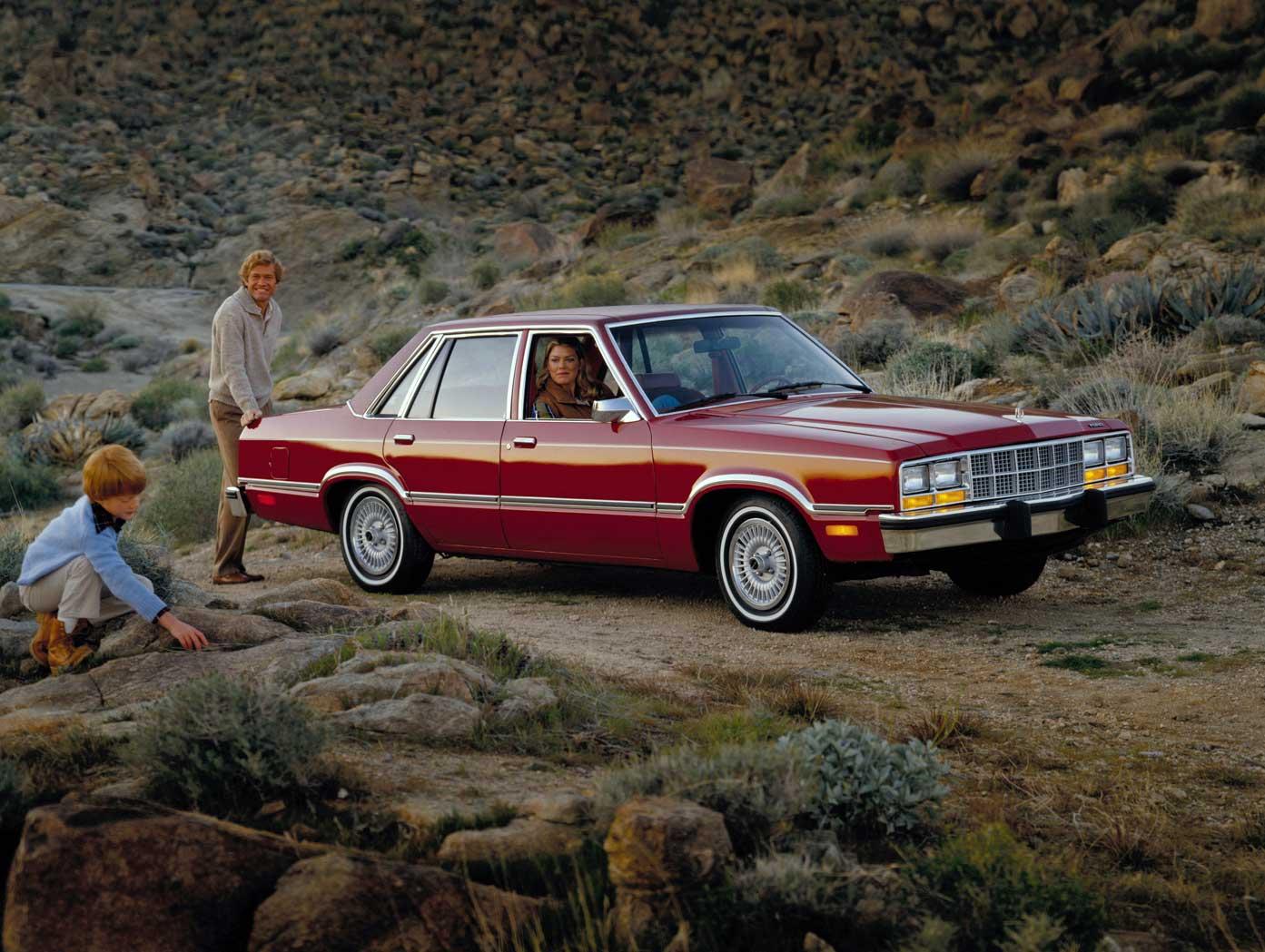 les plus belles photos de la Ford Fairmont Futura en version coupé et berline Ford_fairmont_futura_belle_photo_0009