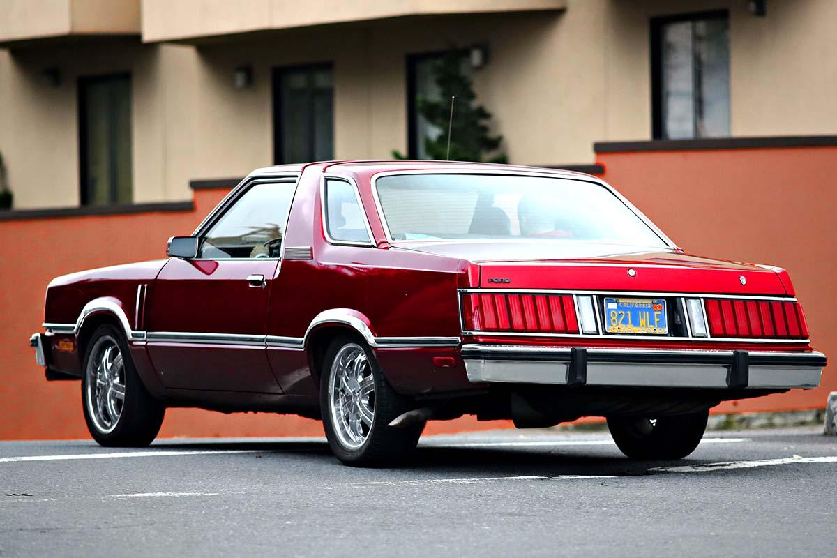 les plus belles photos de la Ford Fairmont Futura en version coupé et berline Ford_fairmont_futura_belle_photo_0016