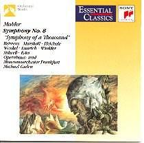 mahler - Mahler- 8ème symphonie Gielen