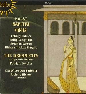 Gustav Holst (1874-1934) - Page 4 Savitri