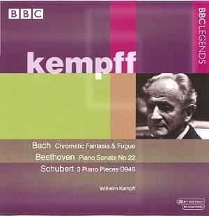 Franz Schubert : Musique pour Piano - Page 7 KempffBBC