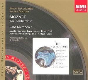 Mozart - Die Zauberflöte Mozartflutegroc