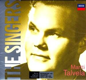 Martti Talvela Talvela_singers