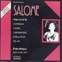 Strauss - Salomé Salome_Riener1949