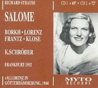 Strauss - Salomé Salome_schroder