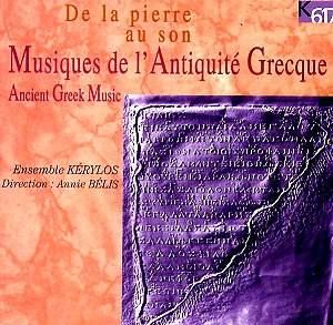 Les premiers temps de la musique : la musique antique Pierre_au_son