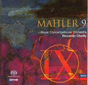 - Vos disques favoris. - Page 7 Mahler9_Chailly_4756191