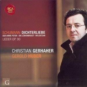Christian Gerhaher Schumann_Gerhaher_82876589952