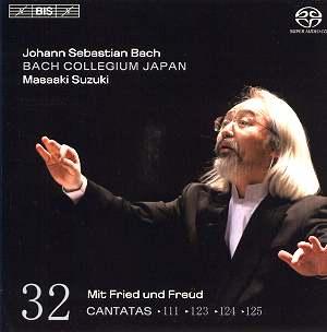 Les Cantates de J.S Bach Bach_Cantatas32_BIS1501
