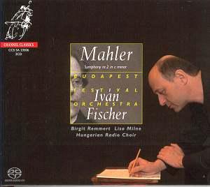 MAHLER. SYMPHONY Nº 2 Mahler2_ccssa23506