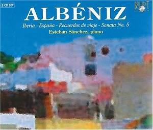 ALBENIZ Albeniz_92398