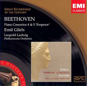 piano - Beethoven : les Concertos pour piano - Page 2 Beethoven_Gilels_4768282