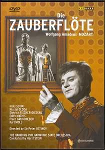 DVD - Les plus beaux films d'opéra Mozart_Zauberflote_101265