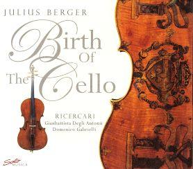 Les oeuvres pour violoncelle seul Berger_cello_sm112