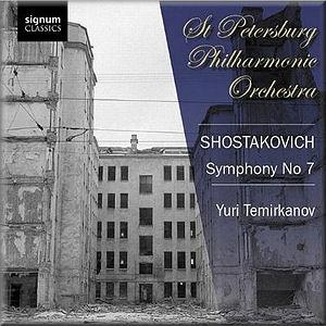 Nos achats de cd  Shostakovich_7_Temirkanov_SIGCD194