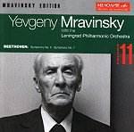 Beethoven - Les 5° et 7° symphonies de Beethoven Mravinsky11