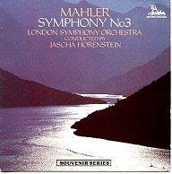 Mahler Sinfonía Nº 3 Horenstein