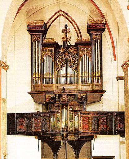 L'orgue baroque en Allemagne du Nord Lubecksj18