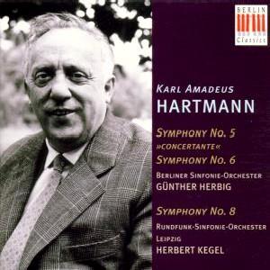 hartmann - Karl-Amadeus Hartmann ( 1905 - 1963 ) Berlin90482
