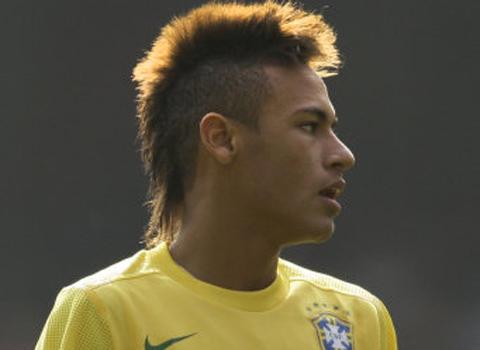 Najveći fudbalski frikovi Neymar