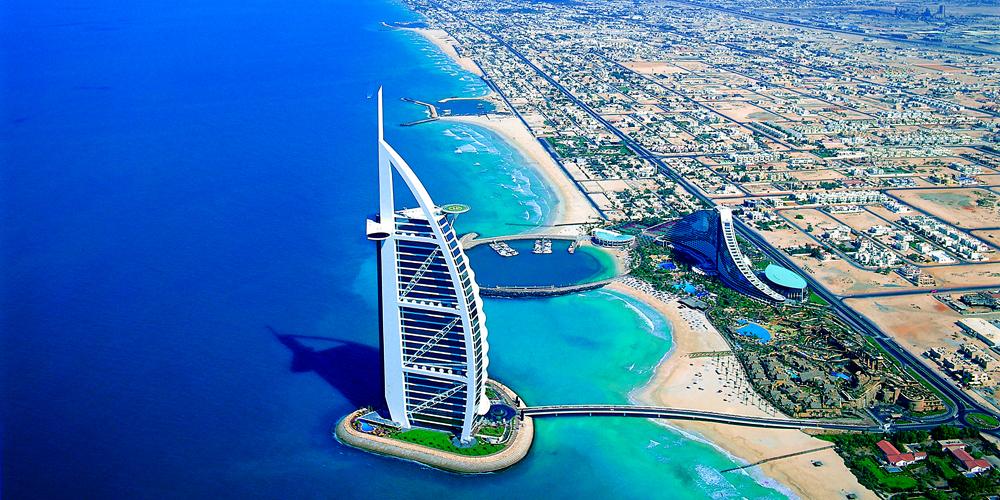 Dubai Burj-al-arab