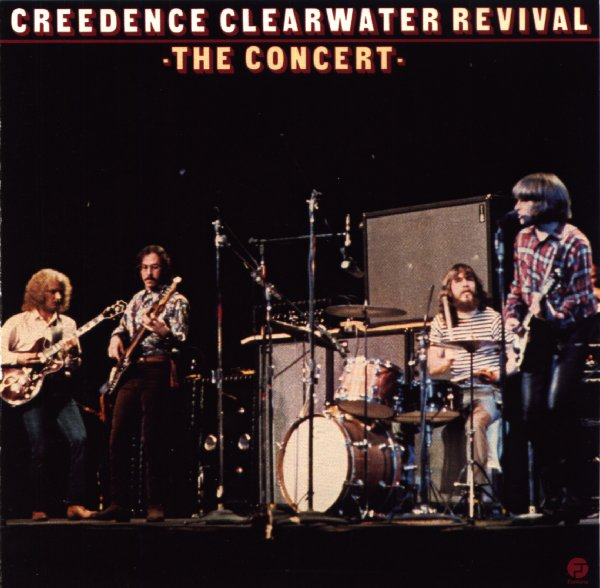 CREEDENCE CLEARWATER REVIVAL - Página 2 Ccr_the_concert