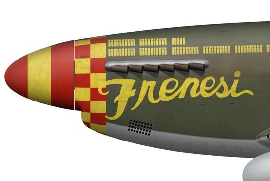 "[TAMIYA -1/32] P-51D 44-13318 ""Frenesi"" 357thFG 364th FS Colonel Thomas L Hayes Det2"