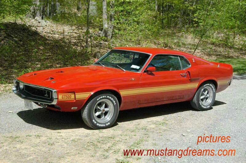 Automédon 2008 1969-Shelby-GT