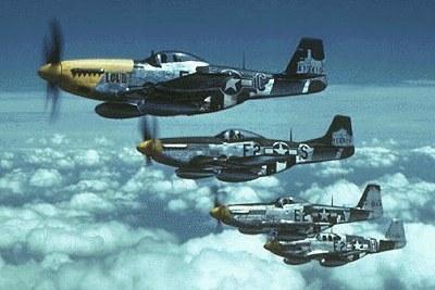 P-51 Mustang - o corcel dos céus!! 35