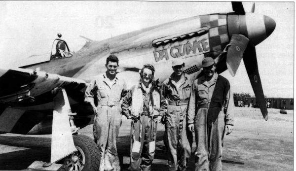 P-51 Mustang - o corcel dos céus!! 36