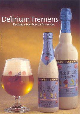 Bières et autres boissons alcoolisées Delirium_tremens_poster