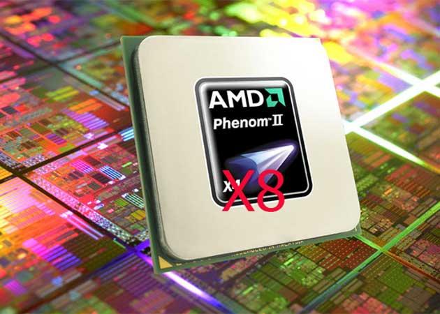 AMD prepara procesadores Phenom II con ocho núcleos PhenomX8